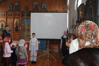 Праздник Сретения в Краснослободске