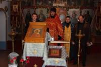 Святыни в Свято-Троицком храме