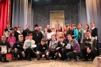 10 февраля в Молодёжном центре г. Михайловки прошёл общеепархиальный православный турнир по игре Брейн–ринг