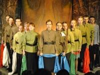 Спектакль «Голоса Сталинграда»