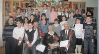 Урок мужества в Городской православной библиотеке