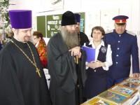 Кадетов посетил Владыка Елисей