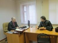 Встреча с руководителем народного образования