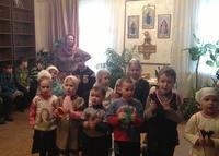 Масленичные гуляния в воскресной школе «Покров»