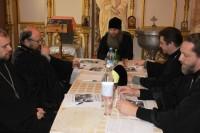 Заседание редакционной коллегии