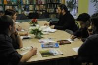 Второе заседание Молодёжной литературной гостиной