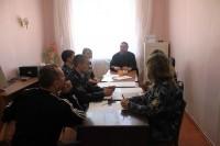 Аркадий Власов встретился с сотрудниками УФСИН