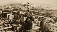 Панихида о погибших во время Чернобыльской аварии