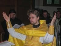 Состоится встреча со священником Сергием Ермоловым