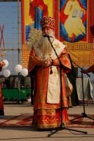 Митрополит Герман выступил с проповедью