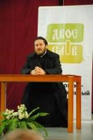 Встреча с игуменом Лазарем (Куликовым)