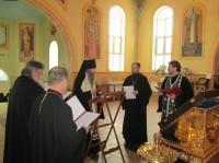 Создан епархиальный церковный суд