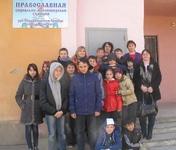 «Одуванчик» в Городской православной библиотеке
