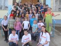 Пилигримы в гостях у Волжской школы-интерната
