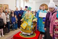 Престольный праздник в Иоанно-Богословском храме
