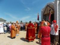 Владыка Елисей совершил Божественные литургии