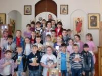Экскурсия в храме Рождества Иоанна Предтечи