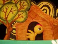 Детский спектакль «Цыплята»