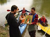 Урюпинская чудотворная икона завершила крестный ход