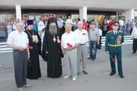Литургия в Урюпинске