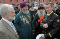 Зачем нужны священники на войне?