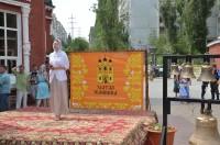 В Волгограде выступили мастера колокольного звона
