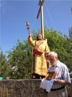 """О. Рафаил: Христос Воскресе, Волгоград!"""""""