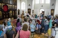 Приходская Воскресная школа завершила учебный сезон