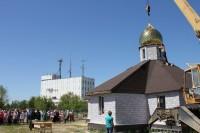 Храм святого благоверного князя Александра Невского в г. Волжском