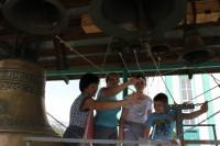Воспитанники центра «Надежда» посетили храм