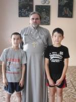 «Пилигримы» посетили Волжскую школу-интернат