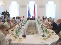 Губернатор встретился с членами Общественной палаты