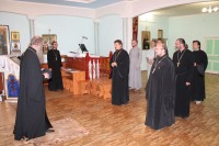 Собрание духовенства благочиний