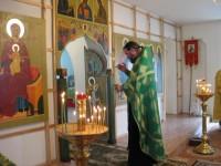Праздник Троицы в Котлубани