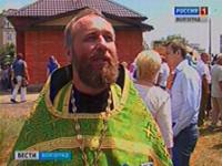 В Кировском районе открыт храм