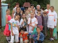 Воспитанники воскресных школ посетили монастырь