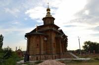 Владыка посетил Успенско-Никольский приход