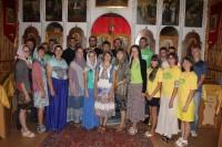 Делегация Волгоградской Митрополии отправилась на фестиваль