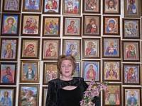 В «Старой Сарепте» покажут вышитые бисером иконы