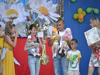 День семьи, любви и верности отметили в Камышине