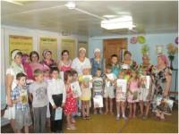 День семьи в станице Клетской