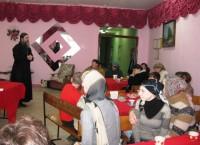 Миссионерская служба в посёлке Клетский