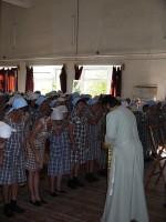 В ИК-28 в Ленинске прошла Божественная литургия