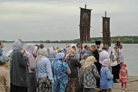 В Волгограде прошёл Большой Волжский крестный ход