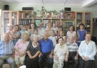 Встреча семей в Городской православной библиотеке