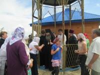 Епископ Елисей посетил Фроловский район