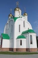 Престольный праздник в р.п. Новониколаевский
