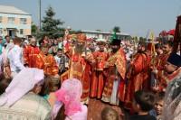 Архиерейское богослужение в станице Преображенской