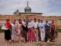 Совет женщин Волгограда поклонился святым местам