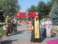 Панихида по погибшим сталинградцам